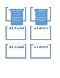 Staff Reward for PBIS