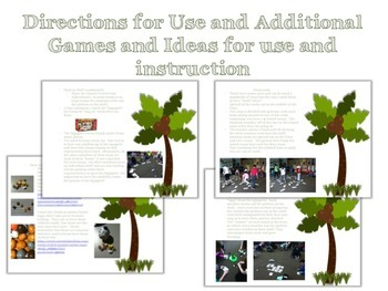 Staff Safari: Bundled set of Games and Activities for solfége