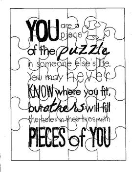 Staff morale puzzle