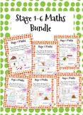 Stage 1-6 Maths Bundle