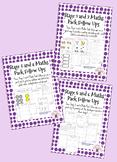 Stage 1-6 Maths Pack Follow Ups BUNDLE