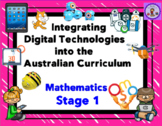 Stage 1 Integrating Technology into the Maths Australian Curriculum