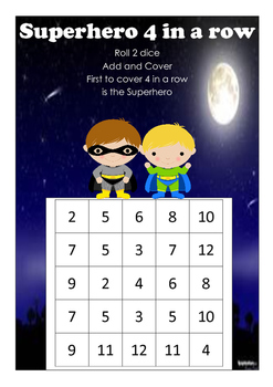 Stage 1 Maths Games Pack