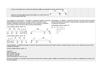 Stage 1 NSW Syllabus Checklist