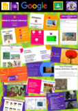 Stage 2 Visual Literacy Google Classroom Unit of Work