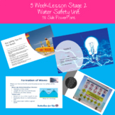 Stage 2 Water Safety 5 Week/Lesson Unit