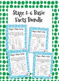 Stage 3-6 Basic Facts Bundle
