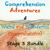 Stage 3 Comprehension 4-Book Bundle