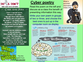 Stage 3 Cybersafety WHOLE TERM DONE! (Includes assessment)