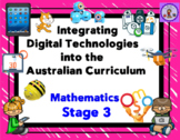 Stage 3 Integrating Technology into the Maths Australian Curriculum
