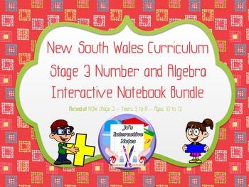 Stage 3 Number and Algebra Bundle