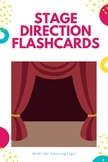 Stage Direction Cards