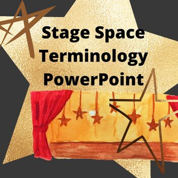 Stage Space Terminology Power Point