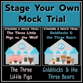 Stage Your Own Mock Trial Bundle