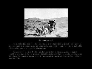 Stagecoach West PowerPoint Presentation