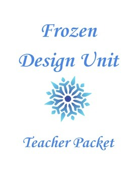 Stagecraft Frozen Design Project