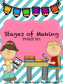Stages of Making Poster