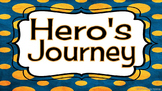 Stages of the Hero's Journey
