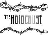 Stages of the Holocaust Primary Source Analysis, Graphic Organizer, PPT