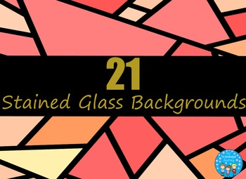 Stained Glass Backgrounds