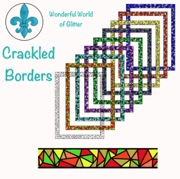 Stained Glass Border