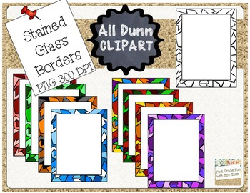 Stained Glass Borders
