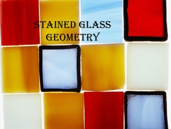 Polygons with Stained Glass Geometry