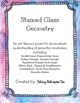 Stained Glass Geometry