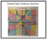 Stained Glass Graphing Assignment