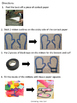 Stained Glass Mittens - Visual Directions – Art Project