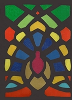 Stained Glass Thanksgiving Turkey Activity