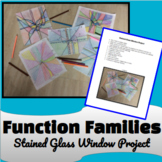 Stained Glass Window Project - Function Families - Linear