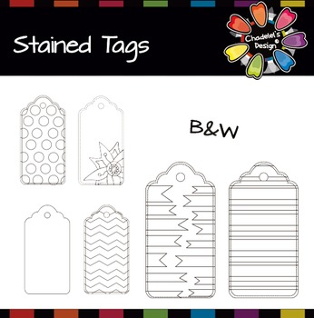 Stained Tags