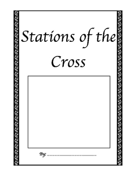 Staions of the Cross Book Project