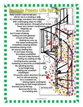 Stairway of Life Poem