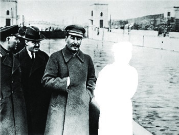 Stalin Erases History: Editing Photographs to Remove Enemies of the State