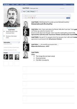 Stalin Facebook Page