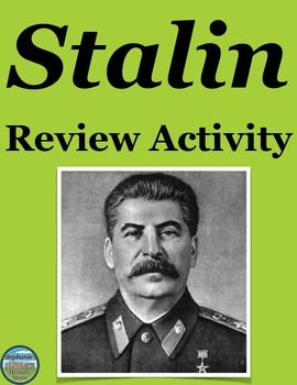Stalin Timeline Review