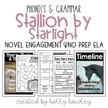 Stallion by Starlight NO PREP (ELA)