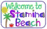Stamina Beach {Building Stamina in Reader's Workshop the F