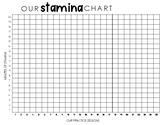 Stamina Tracking Chart