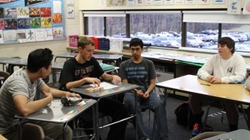 Stammtisch: Class Lead Discussions for German AP