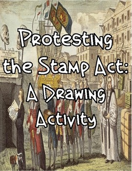 Stamp Act: Drawing Activity