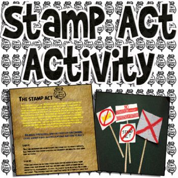 Stamp Act Simulation