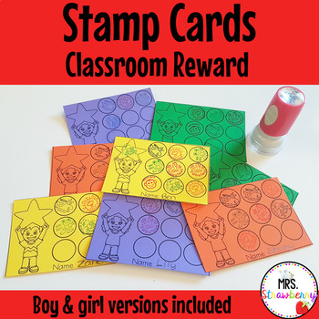Stamp Cards | Punch Cards