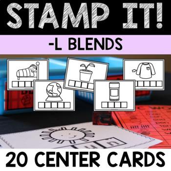 Stamp IT! - L Blends