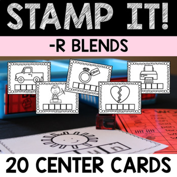 Stamp IT! -R Blends