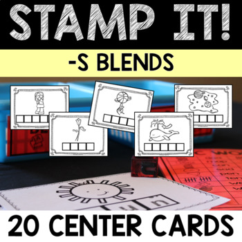 Stamp IT! -S Blends