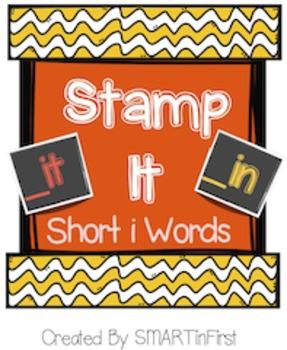 Stamp It Short i Words