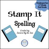 Stamp It Spelling